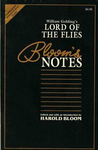 William Golding's Lord of the Flies (Bloom's Re... 0791041352 Book Cover