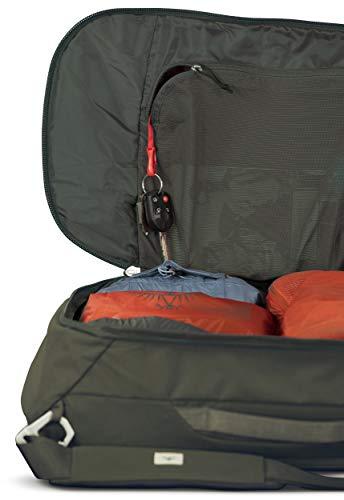 Osprey Arcane Duffel Travel Backpack, Haybale Green Alaska