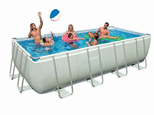 Intex 54482 Ultra Frame - Piscina de 549 x 274 x 132 cm