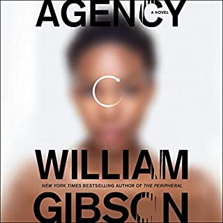 Agency cover art
