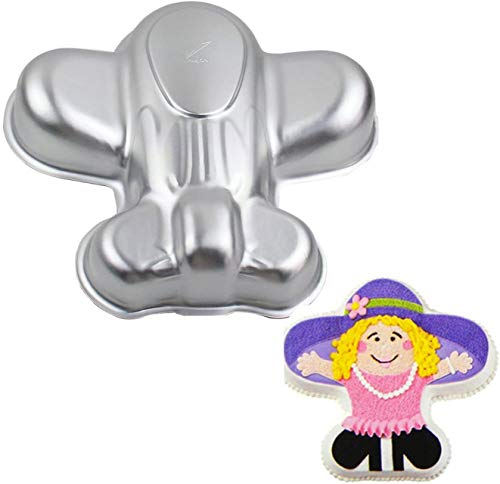 11inch Airplane Shape Cake Pan Aluminum 3D Aircraft Baking Mould Cake Tin For Kids Birthday Party