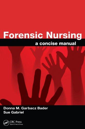 41mc4CQm8OL - Forensic Nursing: A Concise Manual