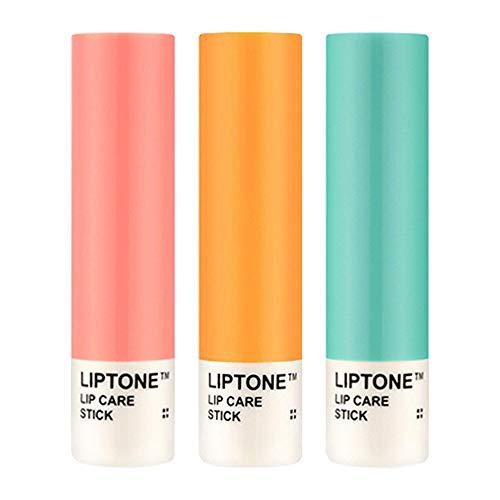 Tonymoly Liptone Lipcare Stick, 3 Count
