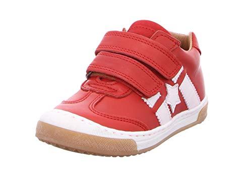 Bisgaard Unisex-Kinder Johan Sneaker, Rot (Red 1903), 33 EU