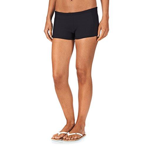 Rip Curl G-Bomb Womens Boyleg 1 1MM neopreen wetsuit shorts zwart - 1mm dikte - E-steek