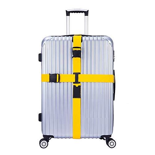 Sangle Valise, Sangles de Transport Suitcase Belt Accessoires de Voyage
