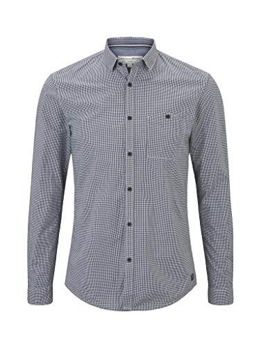 TOM TAILOR DENIM blouses, shirts & overhemden geruit hemd