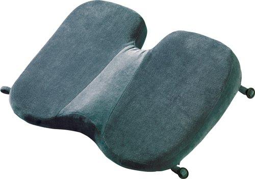 Go Travel Memory Foam Soft Seat Dark Grey, Gray, One Size