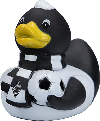 VfL Borussia Mönchengladbach Badeente Fan schwarz/weiss