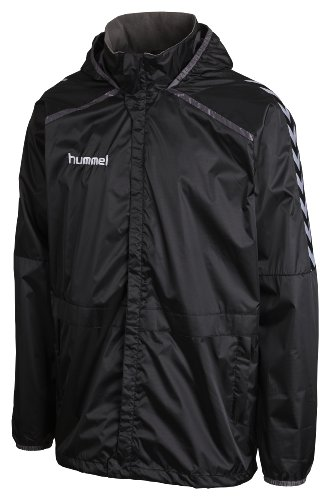 Hummel Allwetterjacke Stay Authentic, Black, M