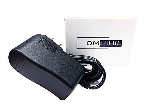 [UL Listed] OMNIHIL 6.5 Feet Long USB Adapter Compatible with Sony SRS-XB31, SRS-XB32, SRS-XB21, XB20 Speakers