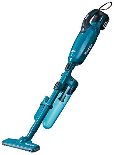 マキタコードレス掃除機CL281青カプセル式&サイクロン最上位モデル標準50分稼働/充電22分18Vバッテリ充電器付CL281FDRFC
