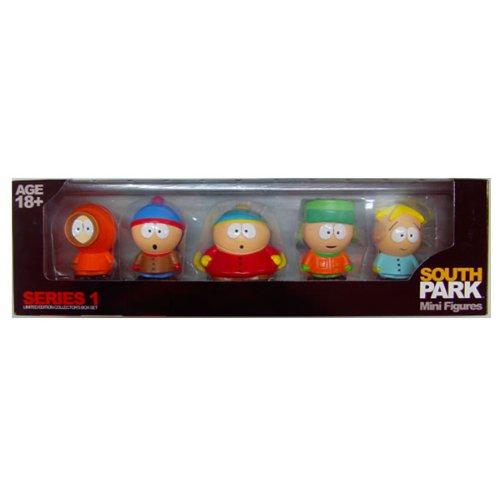 サウスパークミニフィギュアコレクションBOXセット South Park Mini Figure Collection Box Set [並行輸入品]