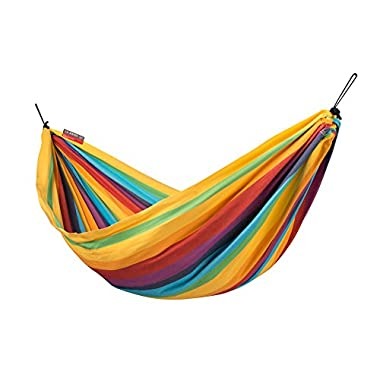 LA SIESTA Iri Rainbow - Cotton Kids Hammock