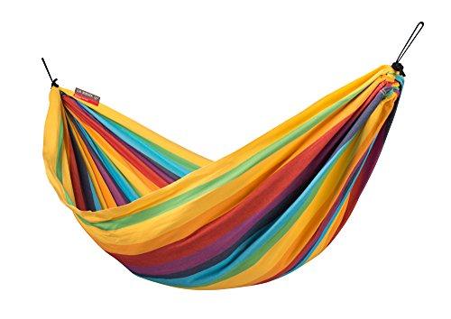 LA SIESTA Iri Rainbow - Hamac enfant en coton