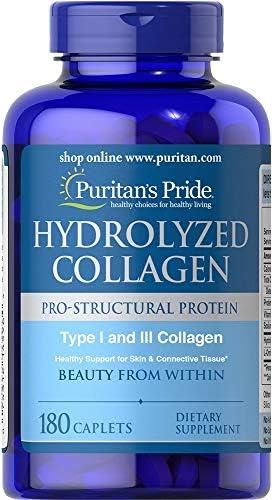 Hydrolyzed Collagen 1000 mg