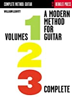 Modern Method for Guitar: Volumes 1, 2, 3 Complete