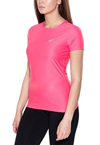 ASICS - Camiseta de Mujer SS Top