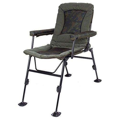 Nash Indulgence Daddy Long Legs Camo Karpfenangeln Stühle