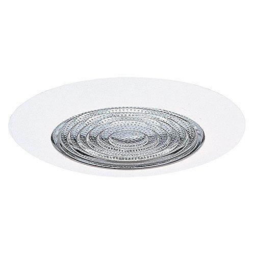 Nicor Lighting 17566 Lexan Shower Trim with Fresnel Lens, 6-Inch by Nicor Lighting