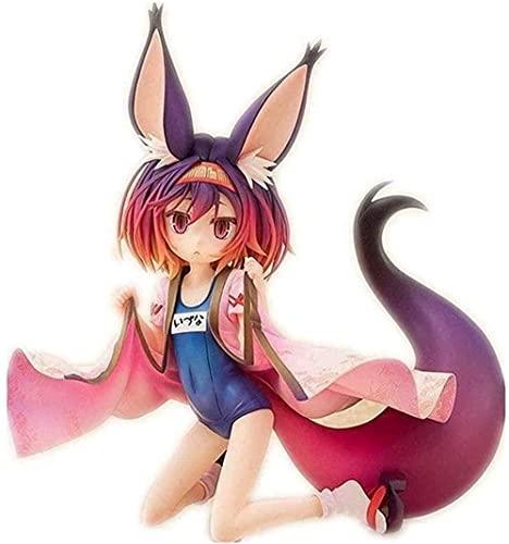 KIJIGHG Anime Girl Swimsuit Model Action Character Model Doll PVC Figure 20cm Anime Figure Figuras de acción Anime Character Model