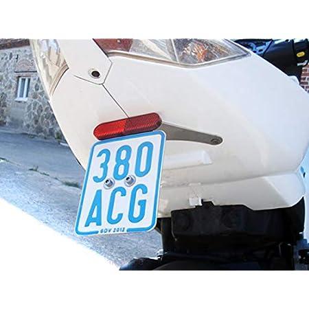 Kennzeichenhalter Mittig Jetforce C Tech 50ccm Roller Auto