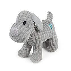 Little Petface Freddi Cord Dog Toy with squeaker for added excitement Light and soft for playful games, the perfect companion for playful pups Soft play toys suitable for very young puppies and smaller dogs These cord character soft toys are great to...
