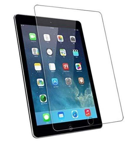 WEOFUN Cristal Templado iPad Air 1/2 iPad Pro 9.7, Alta Definición Protector de Pantalla para iPad Air 2 iPad Air 1 iPad Pro Vidrio Templado 9.7 Pulgadas [0.33mm 9H Dureza 2.5D Bordes Redondeados]