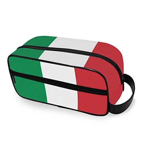 Kulturbeutel, Kulturbeutel, Motiv: Flagge Italiens