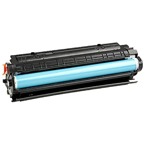XIGU Compatible con HP CE278A Cartucho de tóner de repuesto para impresora HP Laserjet Pro 1560 1566 1606dn 1600 1606 M1530 1536, Home School, alta resolución sin fugas