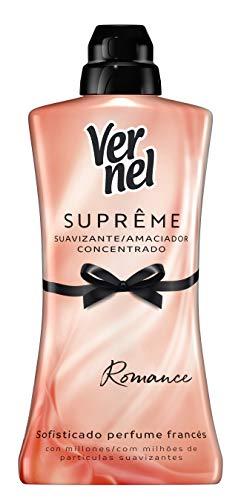 Vernel Supreme Suavizante Concentrado Romance - 1050 ml