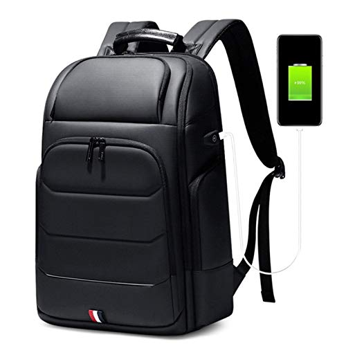 Laptop Backpack,Water Resistant Business Travel Backpack Multipurpose Casual Daypack with USB Charging PortB for Women and Men Fits 15.6 Inch Laptop