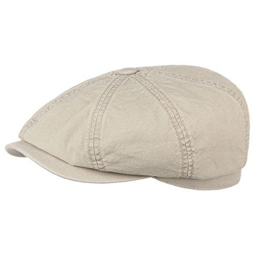 Gorra tipo boina de algodón para primavera verano de Stetson