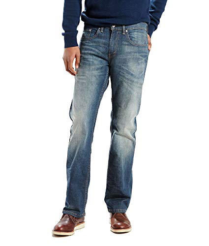 Levi's Men's 559 Relaxed Straight Fit Jean - 34W x 32L - Cash - Stretch