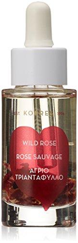 Korres Wild Rose aufhellendes und nährendes Öl, 1er Pack (1 x 30 ml)