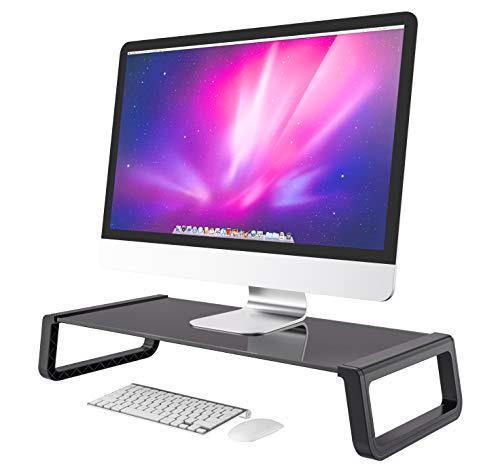 GIBBON MOUNTS 机上ラック pc台 机上 卓上 棚 デスク上置棚 机上台 モニター台 パソコンラック 机上 PCモニタアーム&スタンド