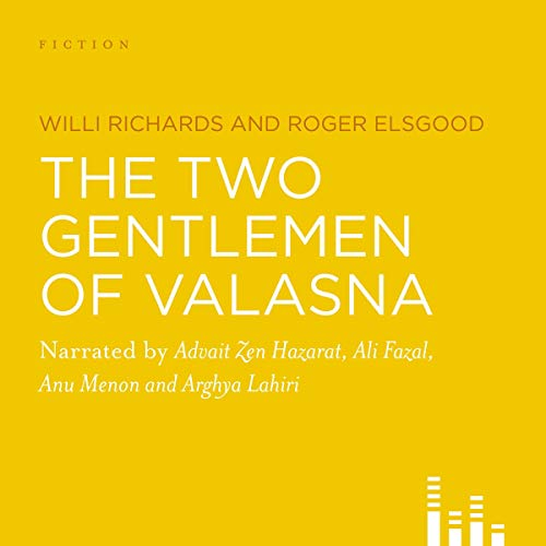 Two Gentlemen of Valasna (Dramatised) cover art