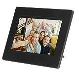 Denver Electronics PFF-710BLACK Cadre Photos numériques 17,8 cm (7') Écran Tactile WiFi Noir - Cadres Photos numériques (17,8 cm (7'), 1024 x 600...