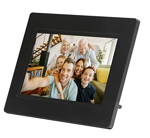 Denver PFF-710 Digitale fotolijst, 17,78 cm (7 inch), zwart