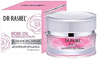 DR.RASHEL ROSE OIL NUTRITIOUS VITALITY GLOW EYE GEL 30g