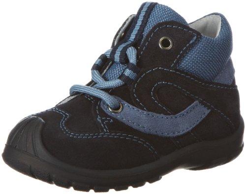 Superfit Baby Jungen Softtippo Sneaker, Blau (Ocean 80), 20 EU