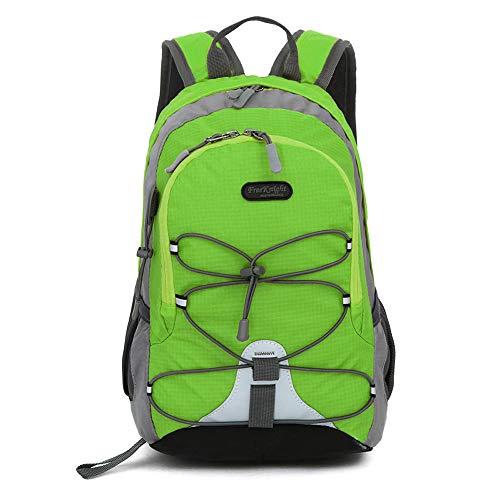 JiaMeng Mochila Exterior Impermeable Mochila Escolar Bolsa de Trekking Las Actividades Aire Libre Senderismo Caza Viajar Camping para Viajes al Aire Libre Mochila Unisex