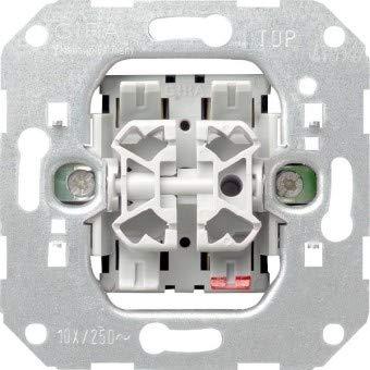 GIRA (010 500) Einsatz Wippschalter 10 AX 250 V~ Serienschalter