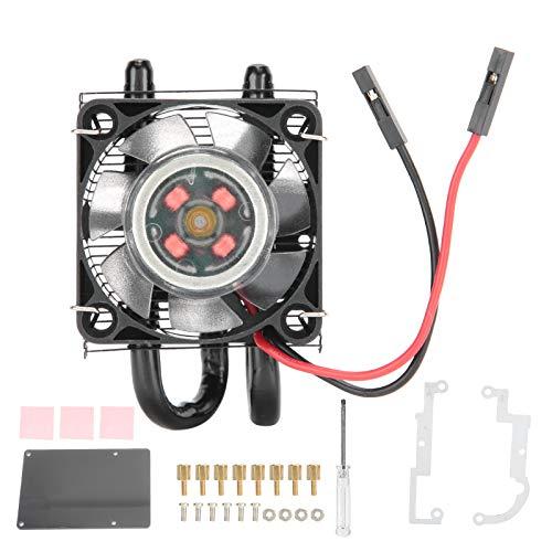 Ventilador de refrigeración, ventilador de refrigeración de la torre de hielo, excelente mano de obra para PC Raspberry Pi Uso de piezas de PC PC