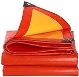 Cubierta de Piscina de Polietileno de Lona Impermeable Moho Resistente a la corrosión Plegable - 210 g m2 Espesor 038 mm 12 tamaños (tamaño: 3 x 5 m)