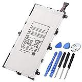 XITAIAN 3.7V 14.80Wh T4000E Repuesto Batería para Samsung Galaxy Tab 3 7.0 SM-T210R T210 T211 T217 T4000E Kids T2105 T2105 P3200 1588-7285 with Tools