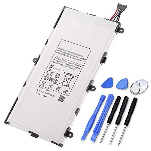 XITAI 3.7V 14.80Wh T4000E Ersatz Akku für Samsung Galaxy Tab 3 7.0 SM-T210R T210 T211 T217 T4000E Kids T2105 T2105 P3200 1588-7285 with Tools MEHRWEG