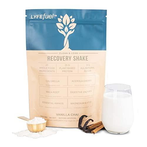 LyfeFuel Workout Recovery Shake