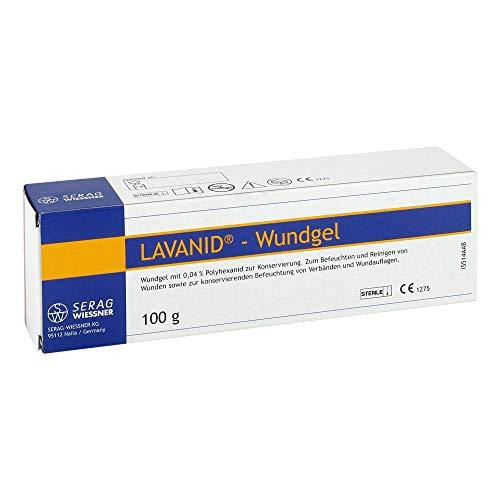 Serag-Wiessner GmbH & Co.Kg -  Lavanid Wundgel 100