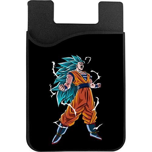 Cloud City 7 Goku Super Saiyan Drie Draak Bal Z Telefoon Kaarthouder